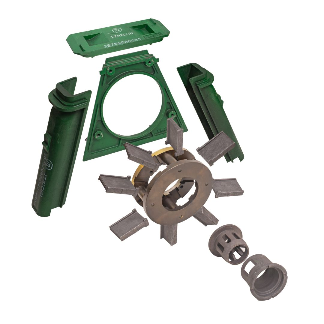Spare Parts Rotor Wheel 1