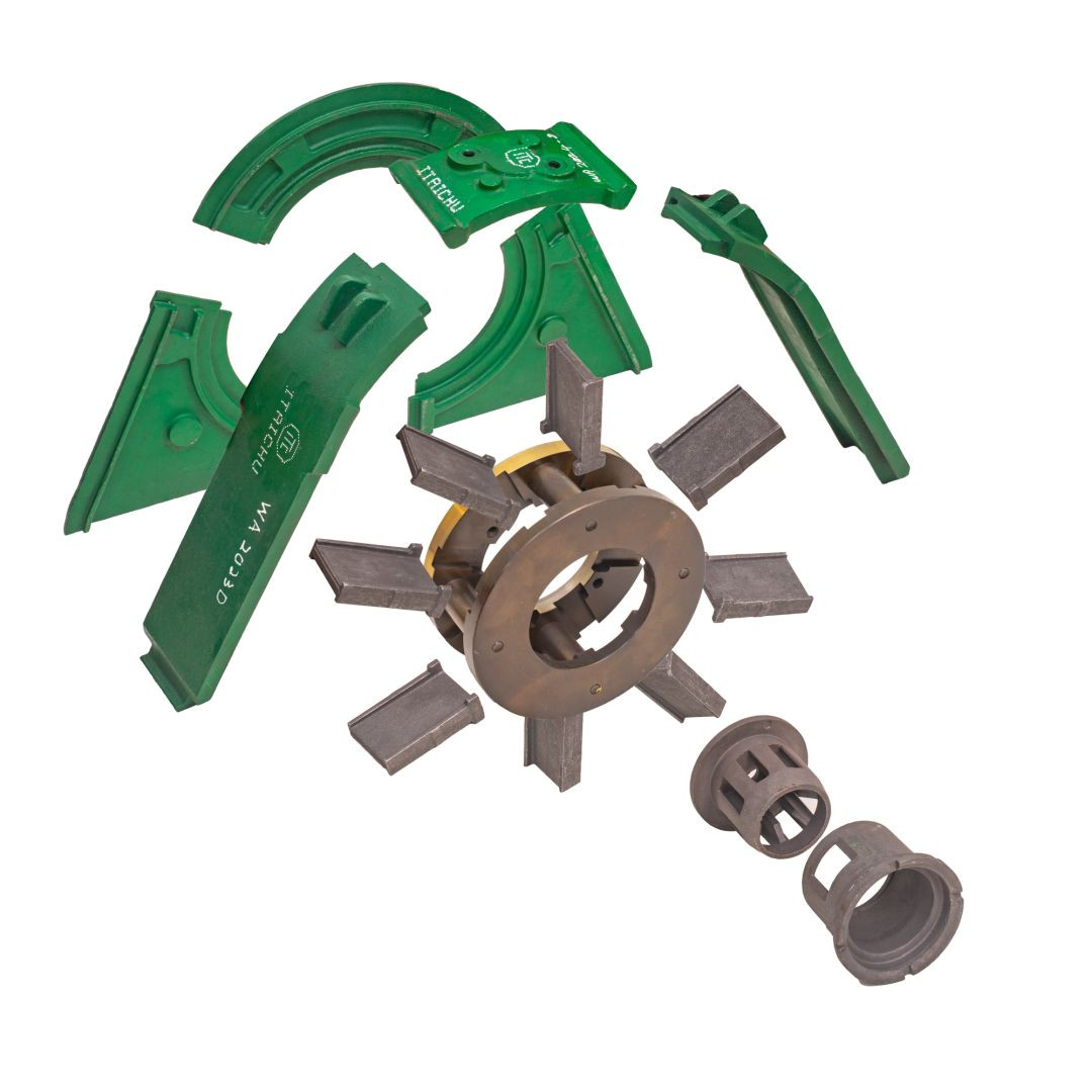Spare Parts Rotor Wheel 2